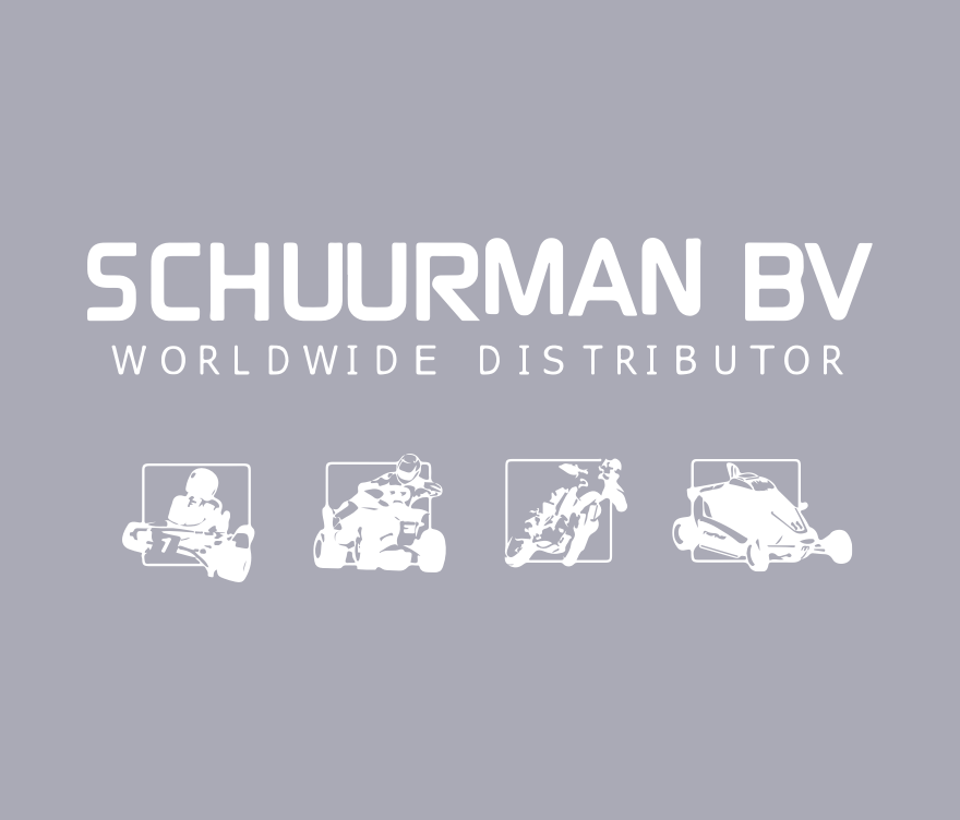 GOLDSPEED:BEAD-LOCK RING 8'' RED ALU